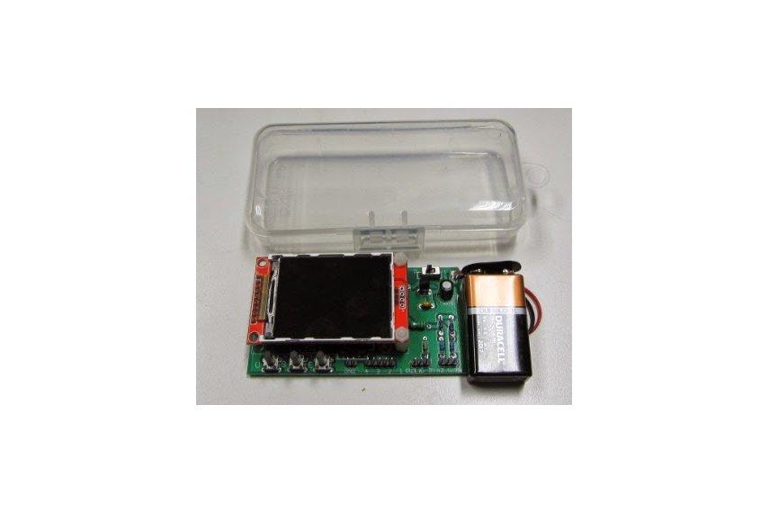 DIY Digital Oscilloscope, Logic Analyzer