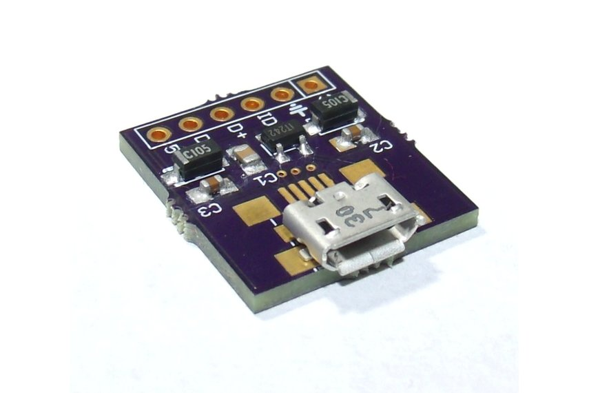 MicroMini USB Hero