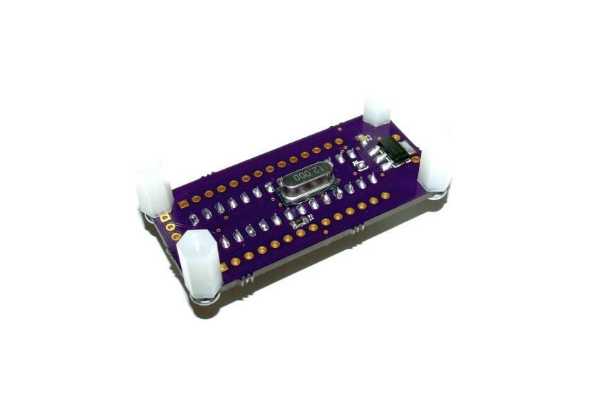 PIC18F27J53 USB Breakout