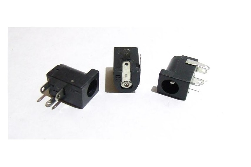 Power Jack (2.1mm) 4pcs