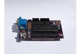 NGT20: Arduino VGA/NTSC Video Shield