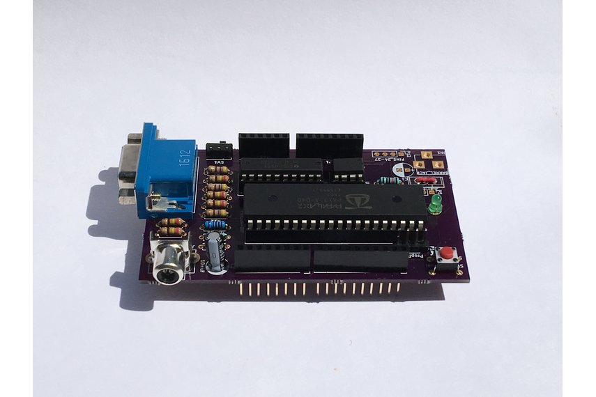 NGT20: Arduino VGA/NTSC Video Shield