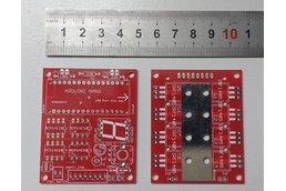 DIY Arduino Battery Spot Welder PCB Set