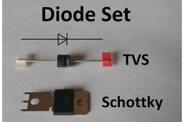 DIY Arduino Battery Spot Welder Diode Set