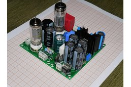 PCB Full Tube Anode Power Supply Shunt Regulator