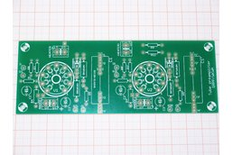 Universal PCB for tube pre SRPP/CCDA ECC88