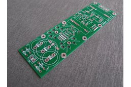 PCB Tube Anode Adjustable PSU Regulator Salas V2