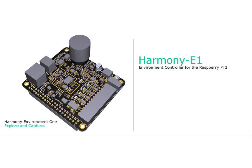 Harmony-E1 Environment Controller - Steger Labs