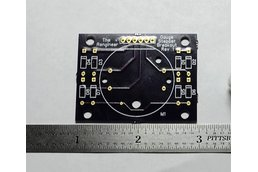 Analog Gauge Stepper Motor PCB Only