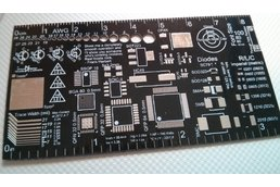 10x Custom PCB Business Card