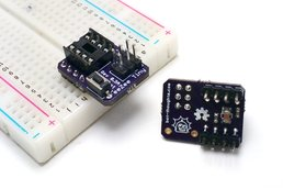 ATtiny85 / ATtiny13 development board