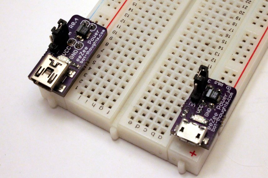 5V/3.3V USB Breadboard Power Module
