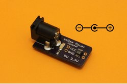 5V breadboard DC adapter