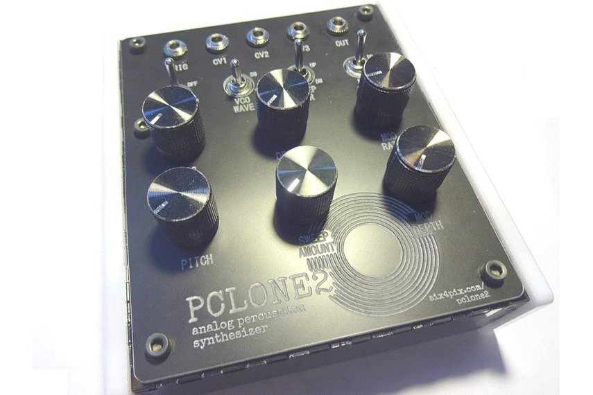 PC-2 Clone - Analog Percussion Synthesizer Kit