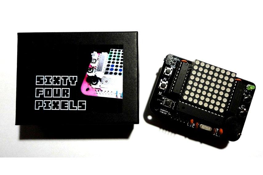 SixtyFourPixels: LoFi Gamer Kit