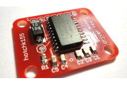Hard Disk Motor Driver (TDA5144AT breakout)