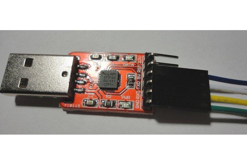 USB-TTL Programmer