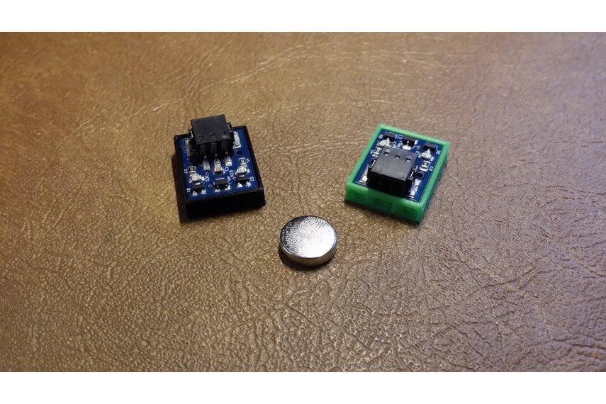 Magnetic Sensor (Hall Effect)
