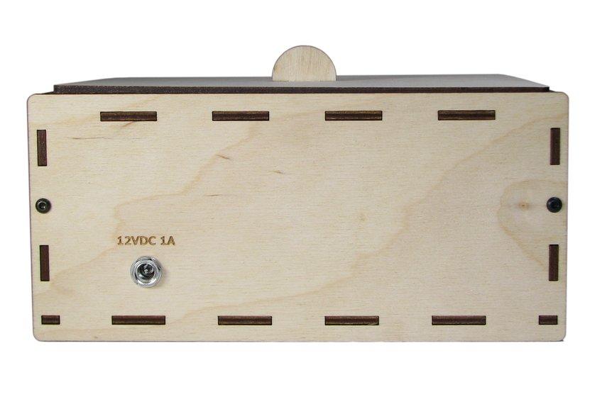 """PCB UV Exposure Box, 6"""" x 4"""""""