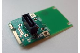 mSATA to SATA board