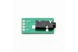 3.5 MM Audio Jack - SJ-3524-SMT-TR