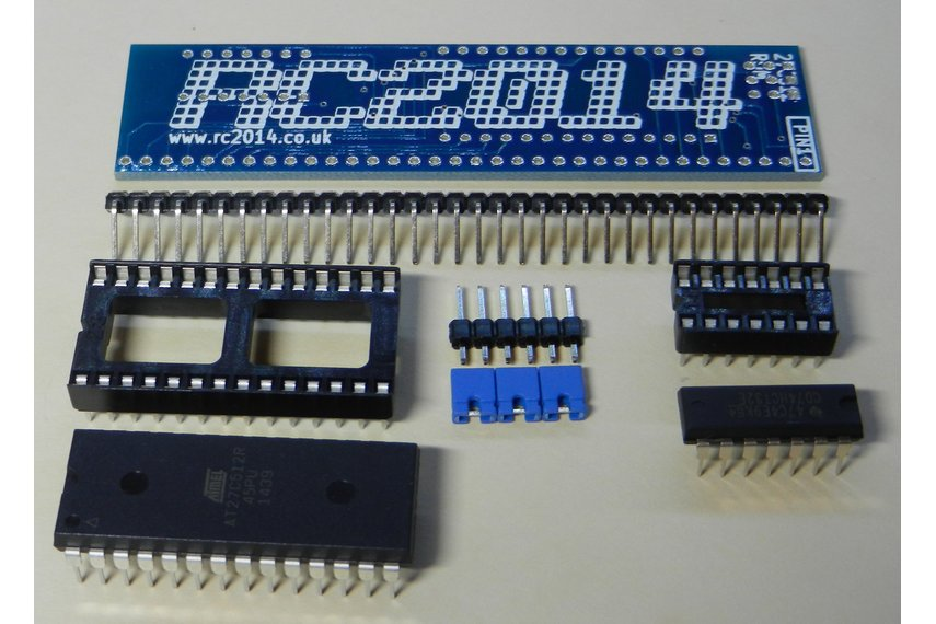 ROM Module For RC2014 - Z80 Homebrew Computer