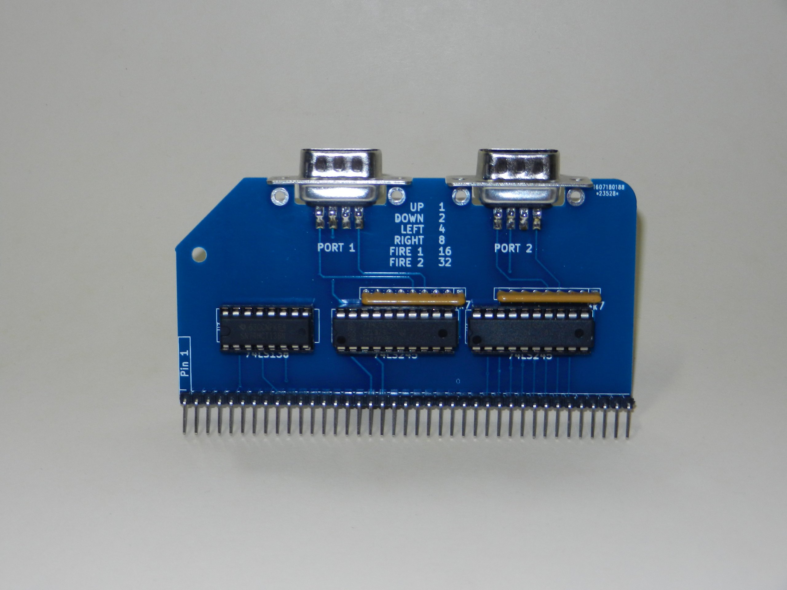 Twin Port Joystick Module Kit