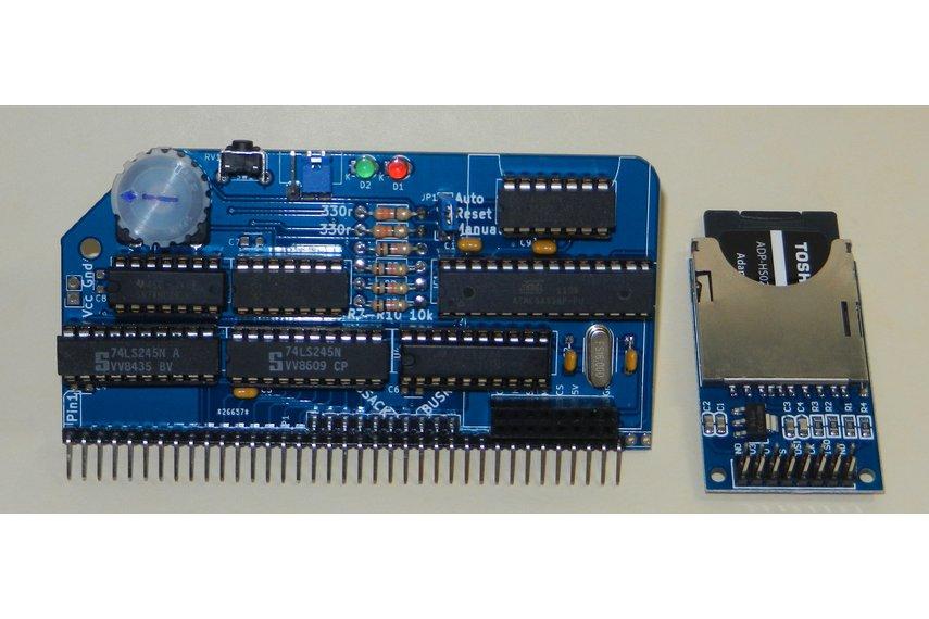 RC2014 SD Memory Dump Module