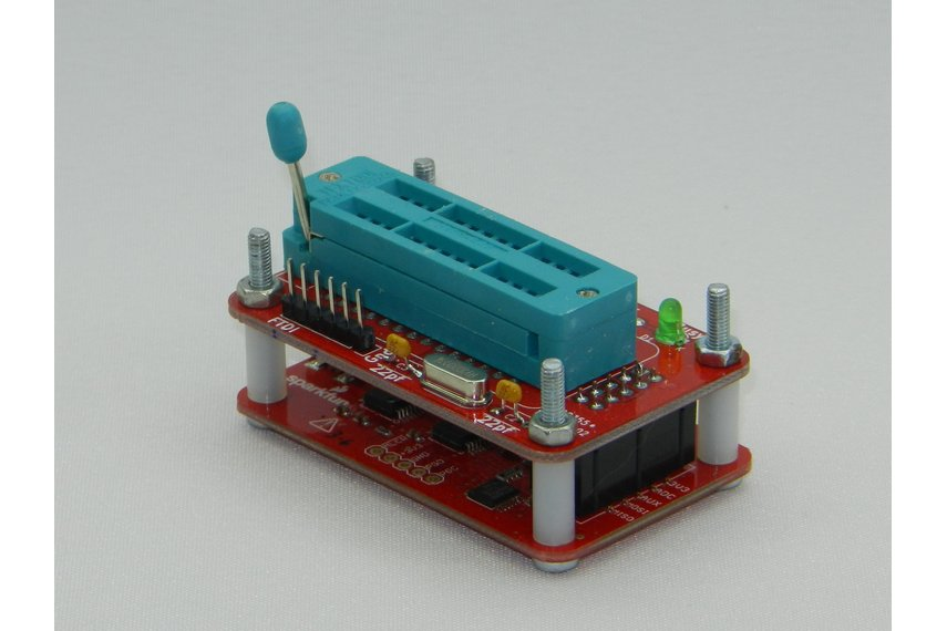ATMEGA328 Programmer for Bus Pirate 3.6