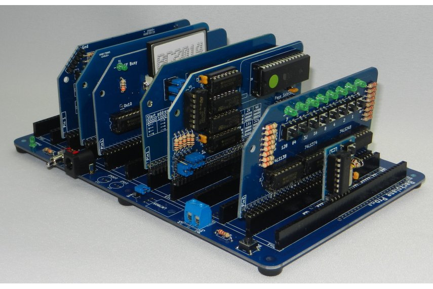Backplane Pro for RC2014 - Z80 Homebrew Computer