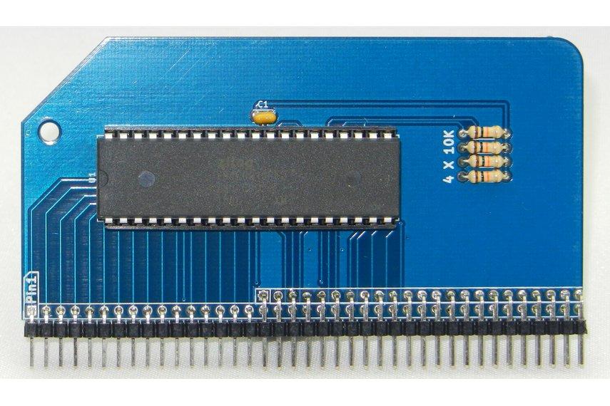 Z80 CPU v2.1 for Enhanced Bus RC2014