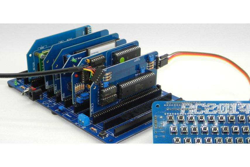 SIO/2 Dual Serial Module for RC2014