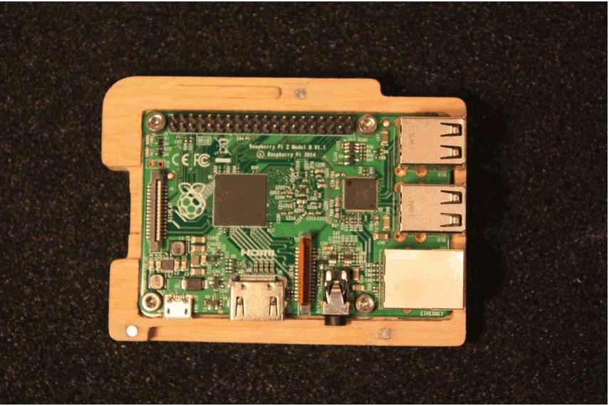 Raspberry Case Classic