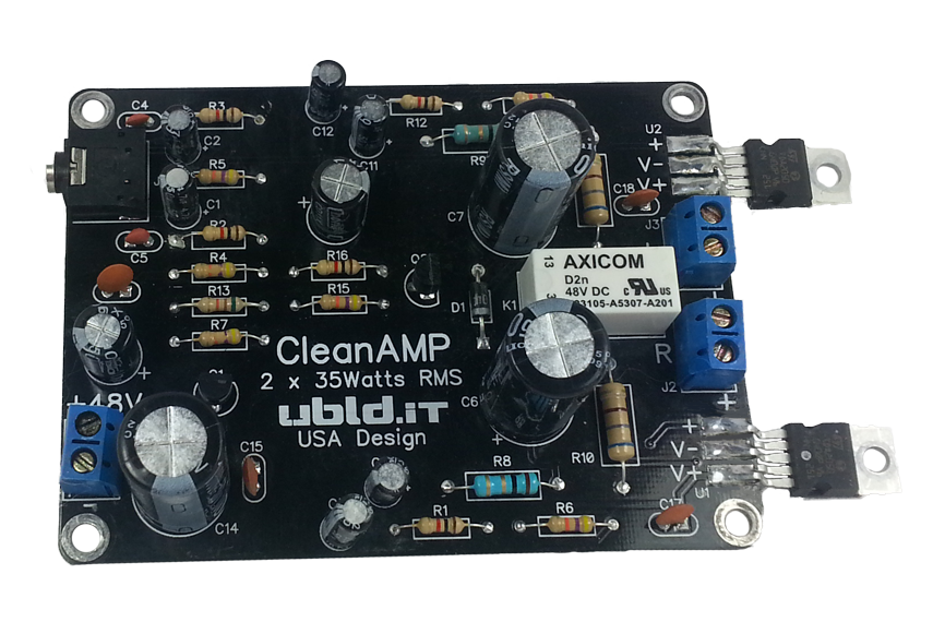 CleanAMP (Stereo) Kit