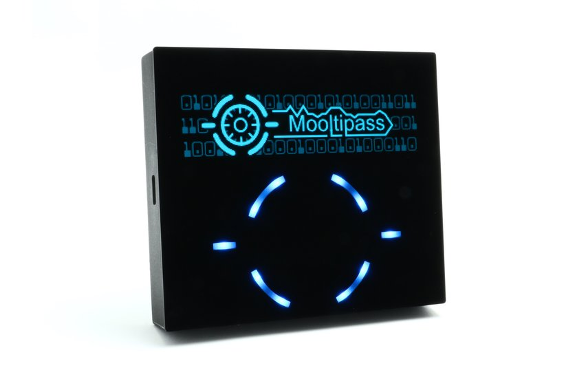 Mooltipass Offline Password Keeper