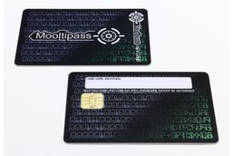 Mooltipass Cards & Holders