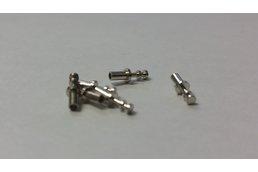 2.9mm Keystone Turret Connector (Lot of 16)