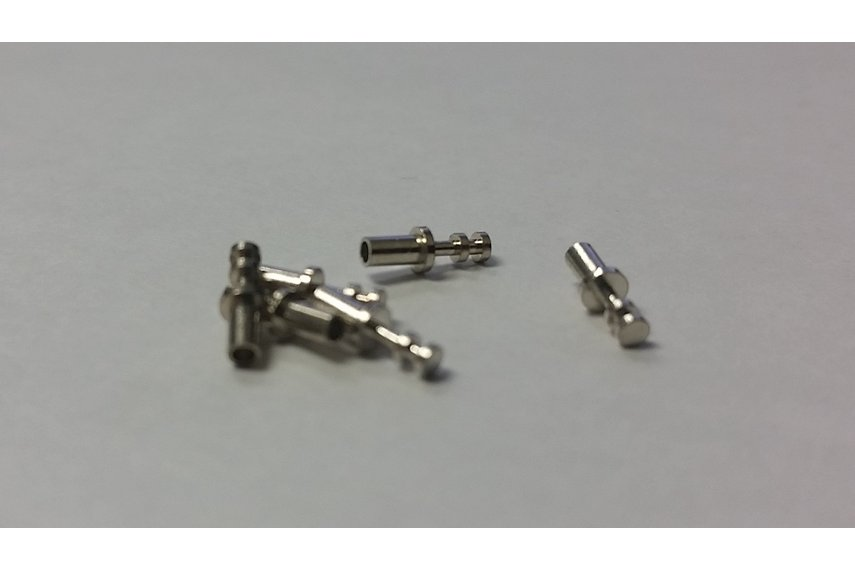 2.9mm Keystone Turret Connector (Lot of 16)