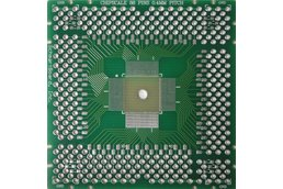 SchmartBoard|ez QFN 88 Pins 0.4mm Pitch