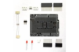 SOIC Surface Mount prototype kit (Arduino Uno)