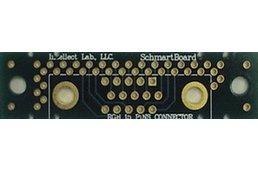 "Through Hole RGB 15 Pins Connector 0.5"" X 2"" Grid"