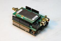 DABDUINO - DAB/DAB+/FM Arduino shield