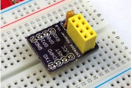 ESP8266 breadboard adapter