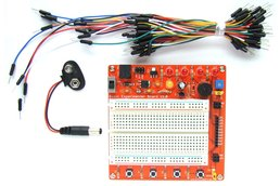 General purpose experimenter board for beginners