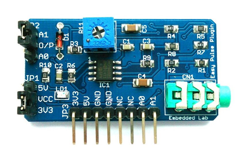 Easy Pulse Plugin: An Arduino pulse sensor