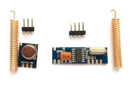 433MHz ASK RF transmitter/receiver kit