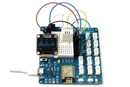 EasyESP-1: A rapid development board for ESP8266