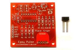 Easy Pulse PCB + TCRT1000