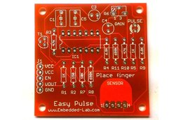 Easy Pulse PCB only