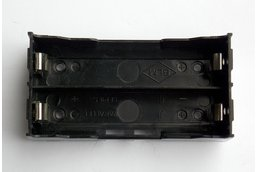 2  x 18650 Cell Battery Holder - PCB Mountable